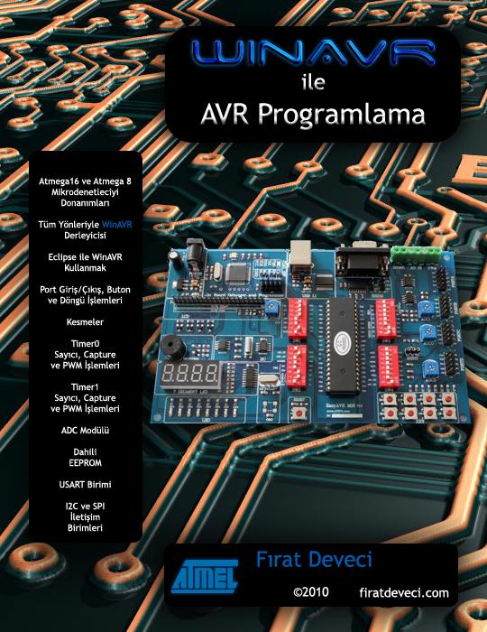 WinAVR ile AVR Programlama