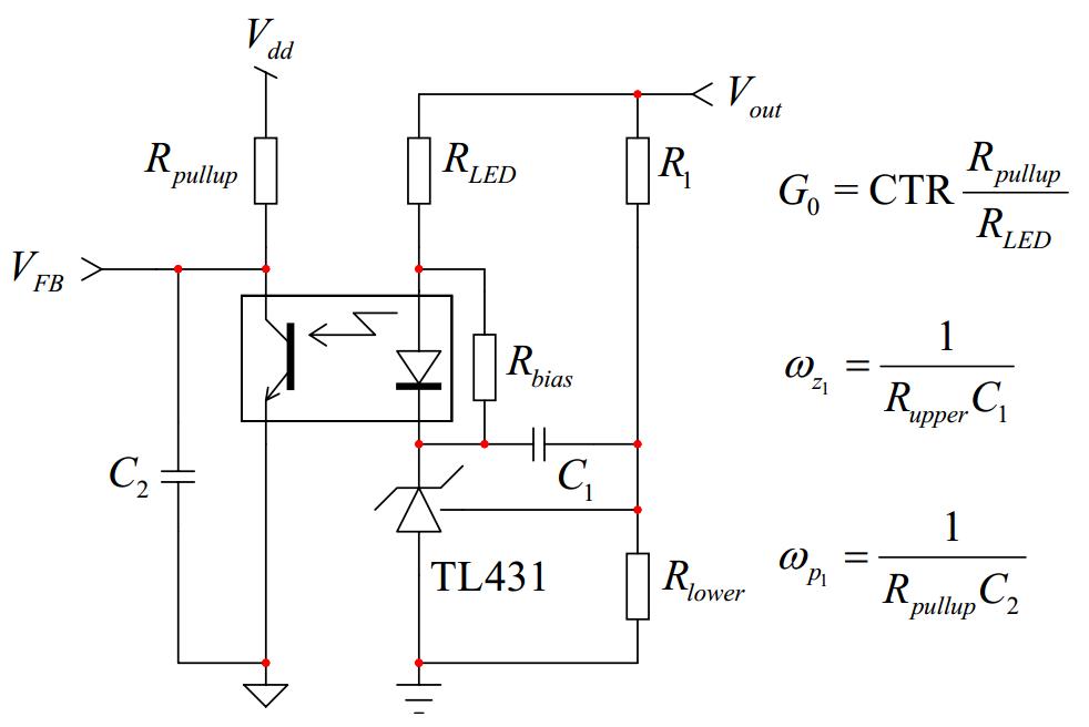 TL431 AC Analyze