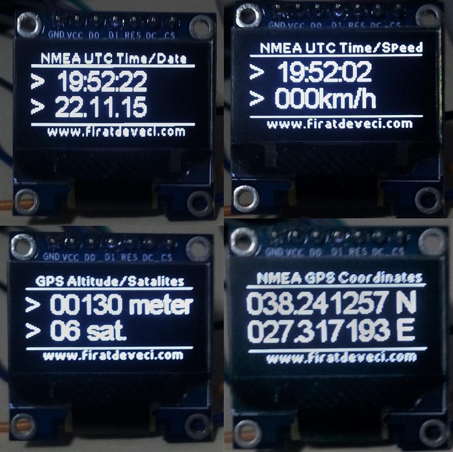 GPS Demo